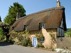 The idyllic Pye Corner Cottage, peacefully located on the edge of the village of Broadway