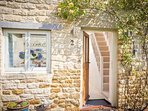 A beautiful Cotswold stone cottage