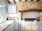 A lovely traditional Aga