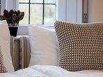 Stylish and cosy furnishing