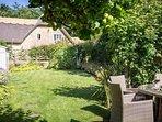 Wonderful back garden