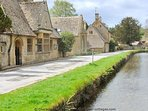 Arguably, one of the best villages in the Cotswolds
