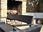 Quality outdoor furniture for relaxing