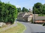 The Gables is located on The Street, which runs through the village of Uley