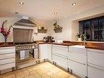 Modern, well presented kitchen