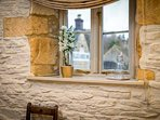 Lovely Cotswold stone walls