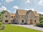 Welcome to Tree Tops House, an impressive Cotswold stone family home