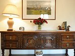 Impressive wooden cabinet