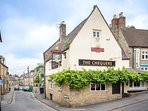 One of the traditional local pubs