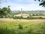 An iconic view of Chipping Norton's old mill