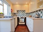 Modern, well equipped, kitchen