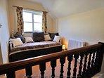 Landing sofa bed provides a +2 option