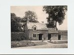 An old photograph of Weir Cottage