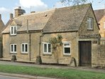 Weir Cottage, as it stands today, located in the heart of Bourton-on-the-Water