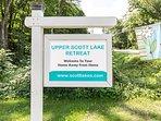 Welcome to Upper Scott Lake Retreat!