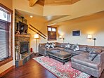Elevate your Rocky Mountain retreat when you stay in this Frisco condo.