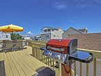 Your nautical escape awaits in this Brigantine vacation rental condo!