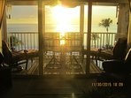 Watch the sunset from your lanai. You can't do that from many of the units.