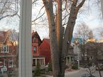 Take on Toronto, walk tree lined streets home to urban efficiency and parking. Welcome!