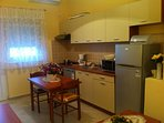 A2(2+2): kitchen and dining room