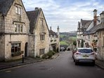 Painswick is a beautiful Cotswold village