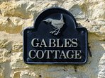 Welcome to Gables Cottage!