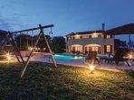 5 bedroom Villa in Pula, Istria, Croatia : ref 2089117