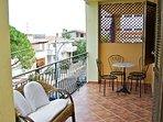 appartamento Manuela Cala Gonone veranda