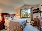 Highland Greens Master Bedroom Breckenridge Lodging Vacation Ren