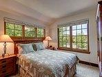 Highland Greens Guest Bedroom Breckenridge Lodging Vacation Rent