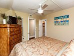 Tropical themed Master Bedroom
