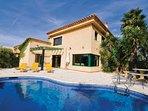 4 bedroom Villa in Sant Pere Pescador, Costa Brava, Spain : ref 2280598