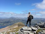 Climb Quinag for amazing views