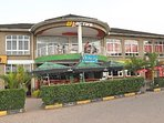 Quality Village Shopping Mall only 5 minutes drive