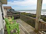 Upper Oceanfront Deck