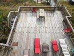 Lower Oceanfront Deck