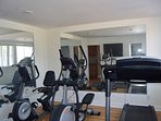Home Gym - Exercise Equipment
