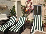 Roof  Terrace area 1
