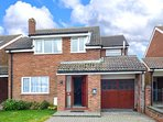 OFF PUDDLE HILL family-friendly, close to attractions, lovely views in Hixon near Stafford Ref 918637