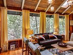 Big Bertha's, Cabin Chic Rental in Guerneville