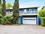 Splash Hit, Home on the Russian River in Guerneville