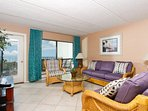 Saida IV 502 Living Area
