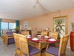 Saida IV 502 Dining Area