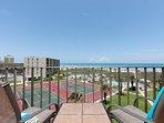 Saida IV 502 Private Ocean Front Balcony