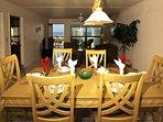 Saida IV 606 Dining Area