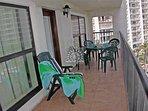 Saida IV 606 Balcony View