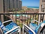 Saida IV 709 Private Ocean View Balcony