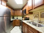 Galleon Bay 605 Kitchen