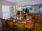 Beachview 304 Dining Area