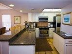 Beachview 304 Kitchen